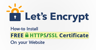 Powered by LetsEncrypt